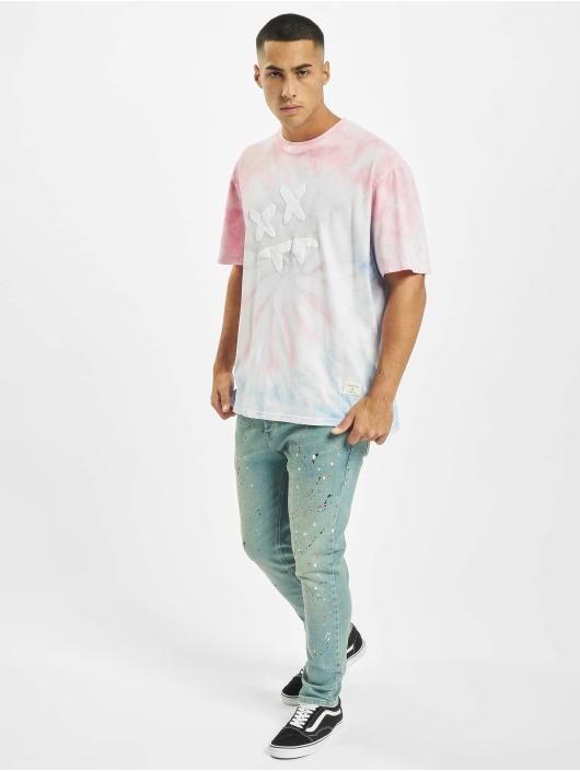 Sik Silk T-skjorter Steve Aoki S/S Essential mangefarget