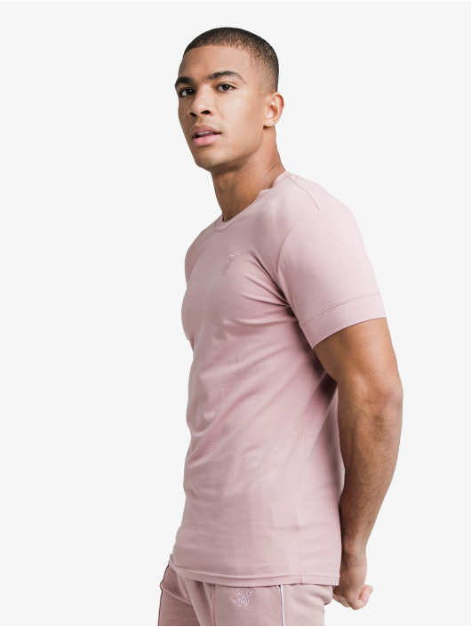 Sik Silk T-skjorter Smart Essentials rosa