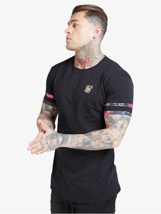 Sik Silk T-skjorter Tournament svart