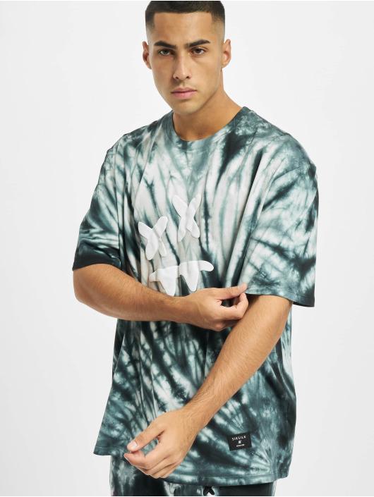 Sik Silk T-skjorter Steve Aoki S/S Essential Tee svart