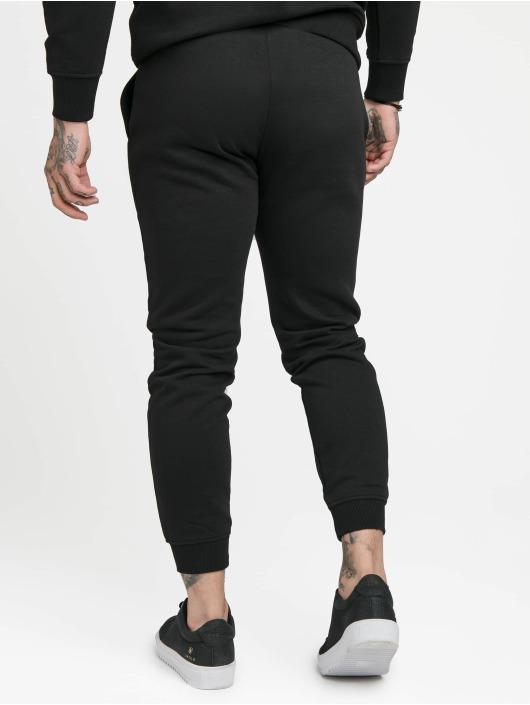 Sik Silk tepláky Muscle Fit èierna