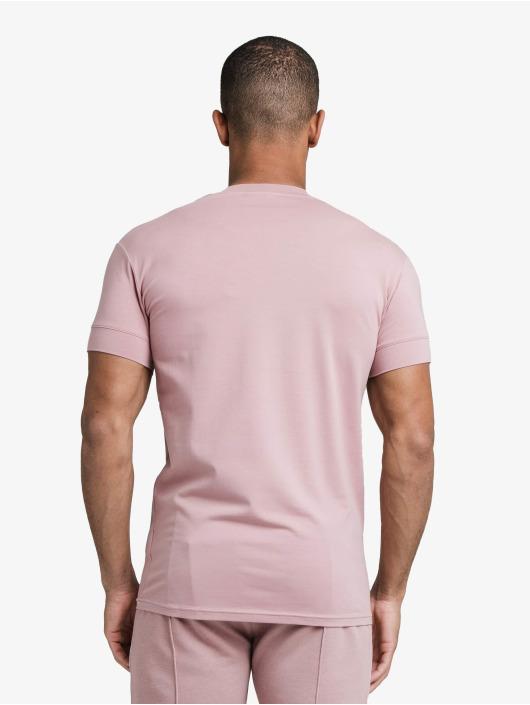 Sik Silk Tričká Smart Essentials ružová