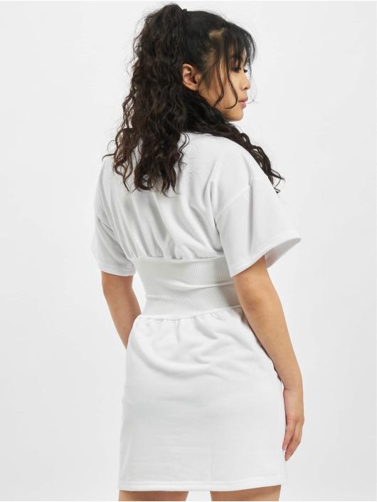 Sixth June Šaty Essential Corset biela