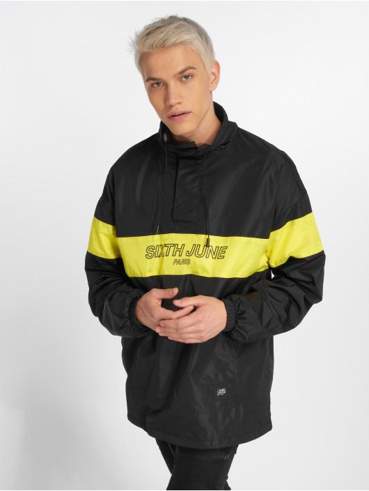 Sixth June Демисезонная куртка Marrol черный