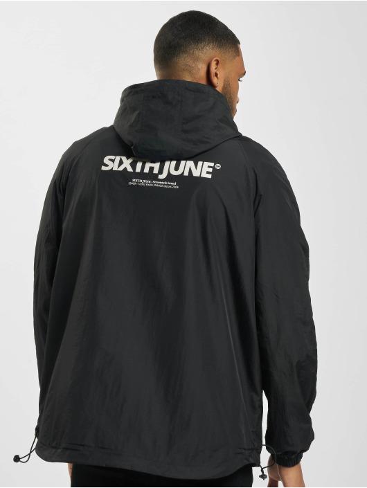 Sixth June Демисезонная куртка Tactical черный
