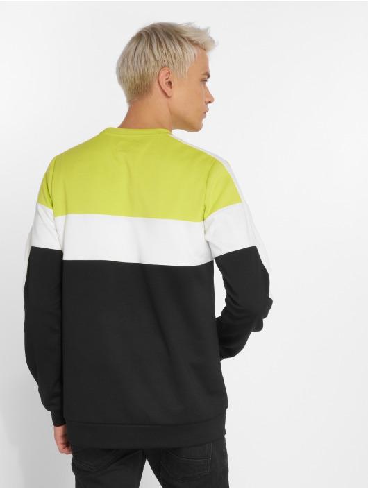 Sixth June Пуловер Tricolor черный