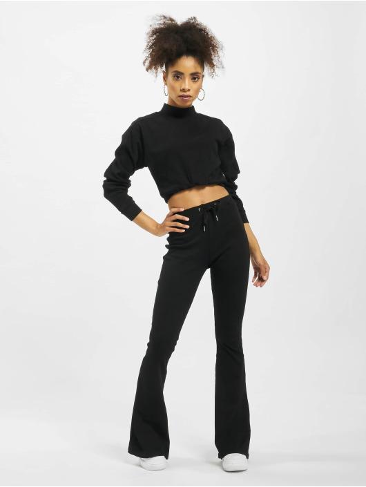 Sixth June Пуловер Knitted черный