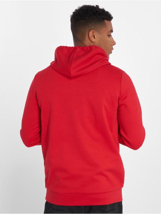 Sixth June Bluzy z kapturem Logo czerwony