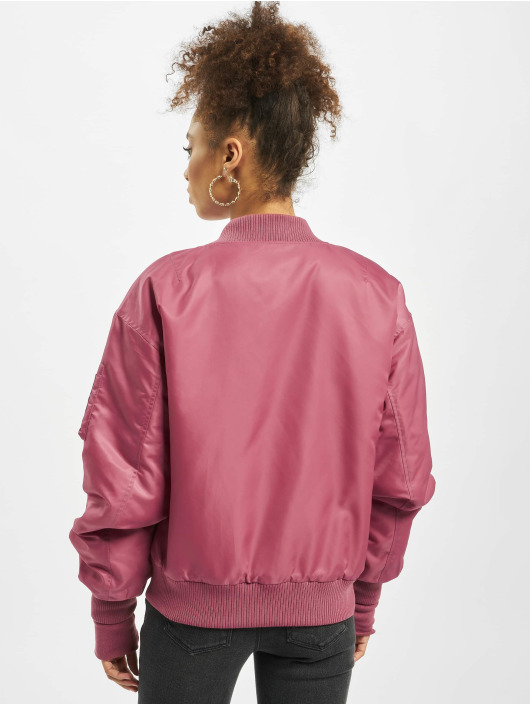 Sixth June Bomber jacket Oversized pink