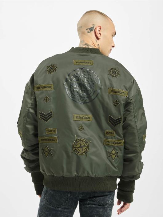 Sixth June Bomberjack Patches khaki
