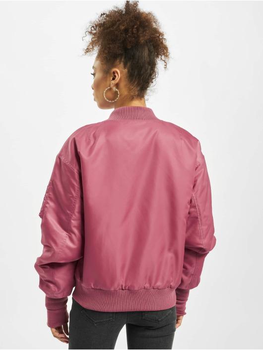 Sixth June Bomberjacke Oversized pink