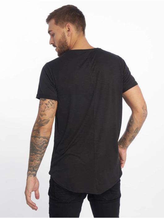 Sixth June Camiseta Rounded negro