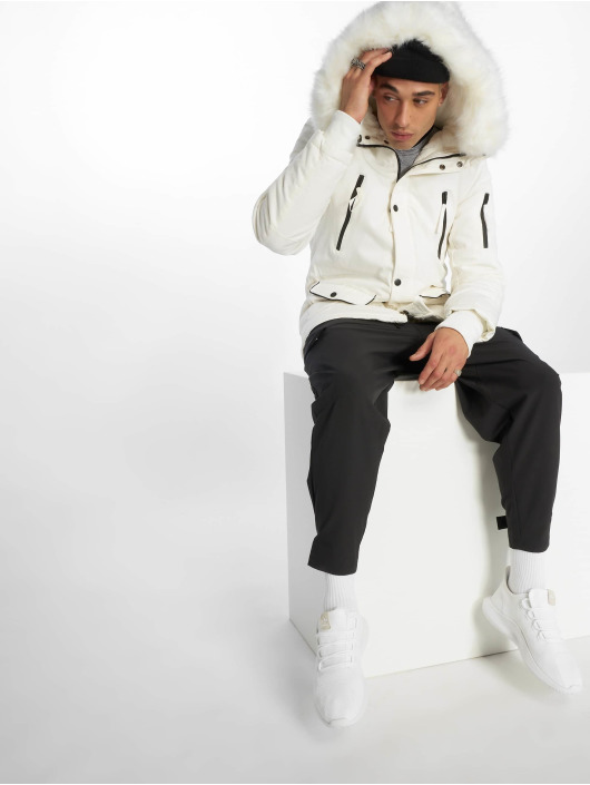 Sixth June Cappotto Ultra Oversized bianco
