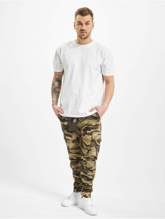 Sixth June Cargohose Fashion Army camouflage