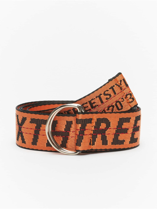 Sixth June Ceinture Streetstyle orange