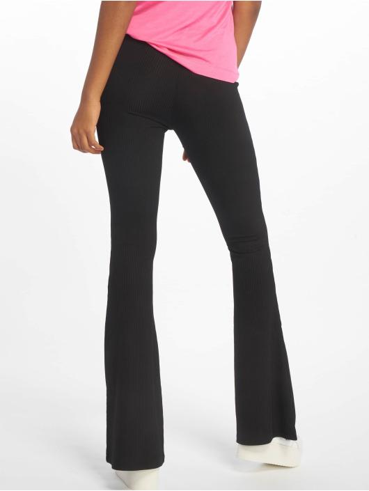 Sixth June Chino pants Rib black