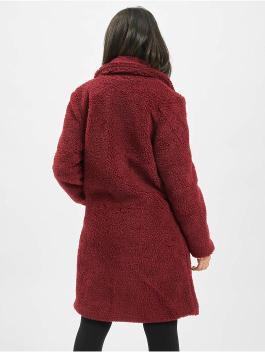 Sixth June Coats Long Sherpa red