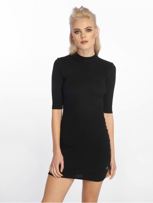 Sixth June Dress Zip Open black