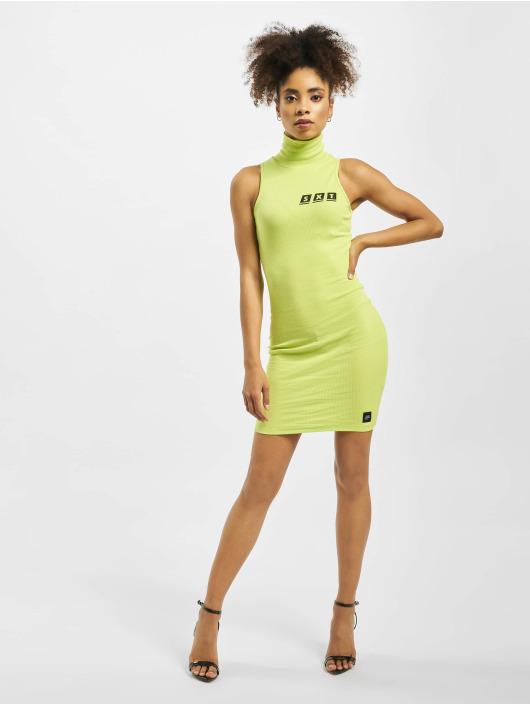 Sixth June Dress Ribbed green