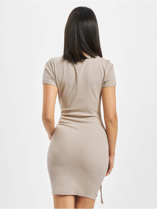 Sixth June Dress Clip grey