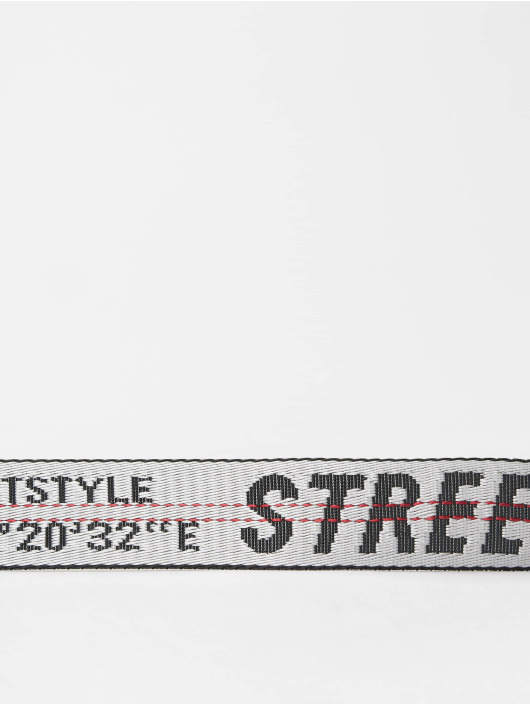 Sixth June Gürtel Streetstyle weiß