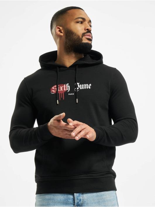 Sixth June Hoodie District black