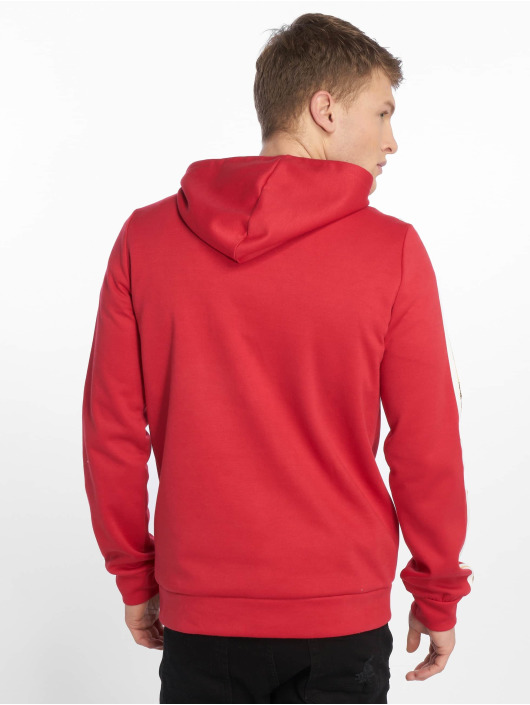 Sixth June Hoodie Propaganda red