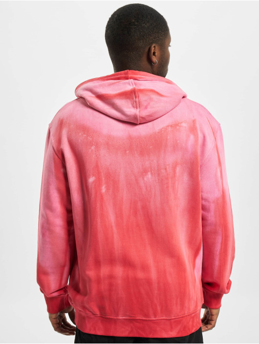 Sixth June Hoody Tie Dye Blood rood