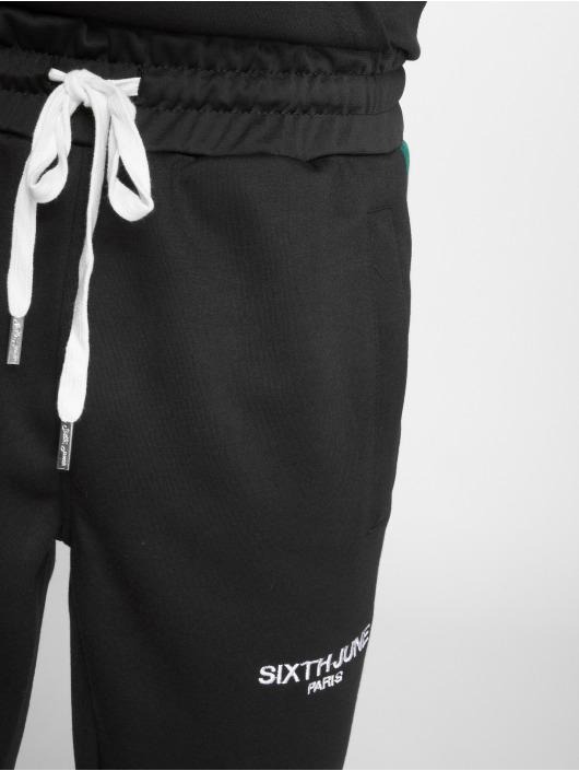 Sixth June Jogging Stripe noir