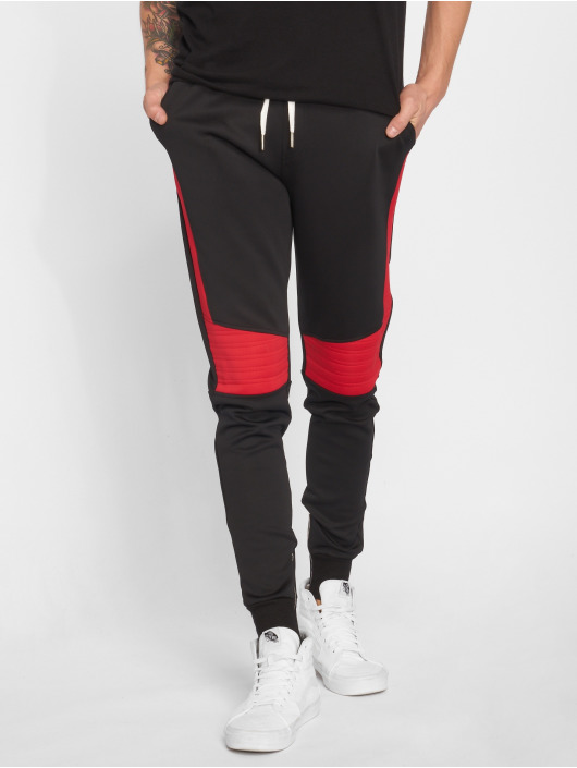Sixth June joggingbroek Biker zwart