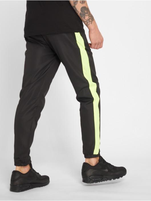 Sixth June joggingbroek Stripe zwart