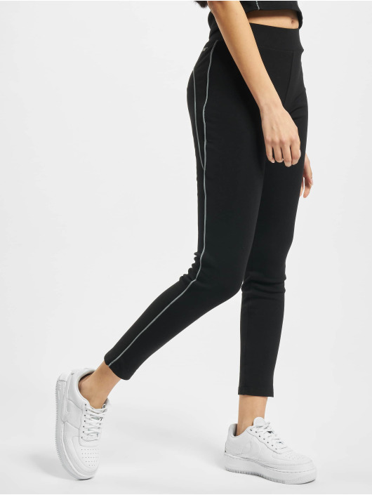 Sixth June joggingbroek Reflective Bidding Fit zwart