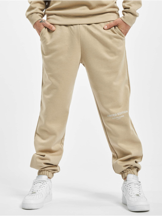 Sixth June Jogginghose Basic Sweat beige