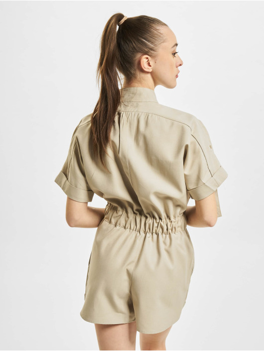 Sixth June Jumpsuits Utility Overall khaki