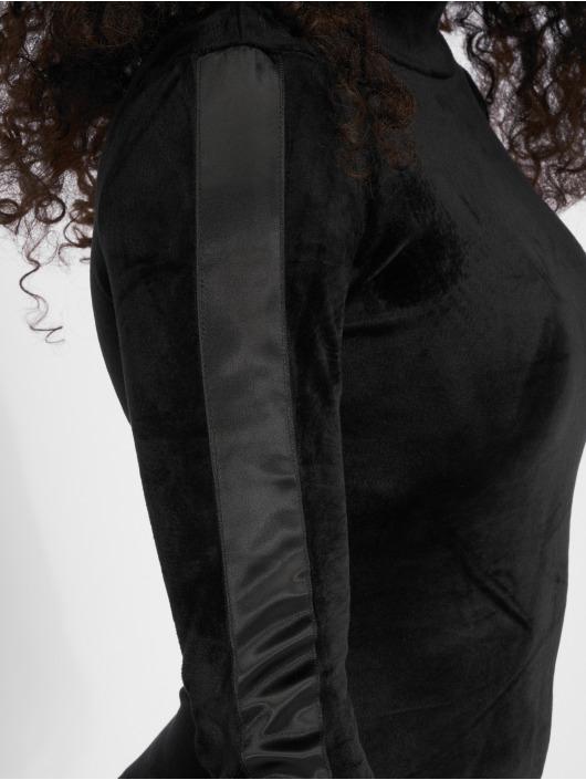Sixth June jurk Glitter zwart