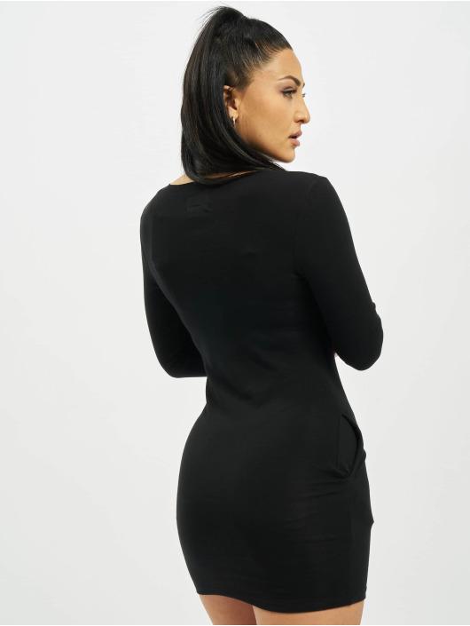 Sixth June jurk Parisien zwart
