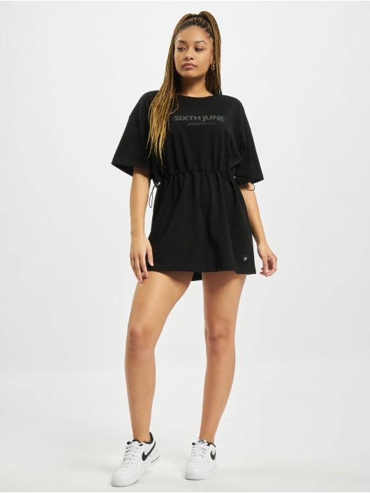 Sixth June jurk Elastic zwart