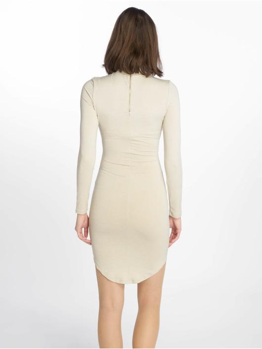 Sixth June Kleid Robe beige