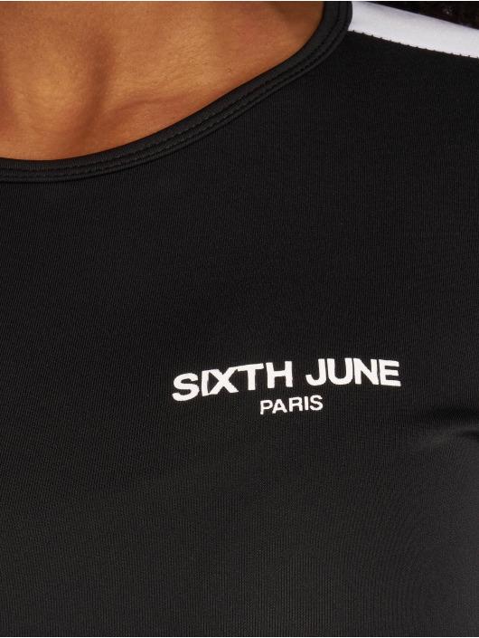 Sixth June Kleid Avalyn schwarz