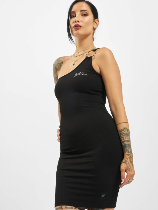 Sixth June Kleid Body schwarz