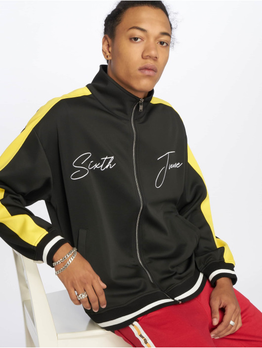 Sixth June Lightweight Jacket Side Bands black