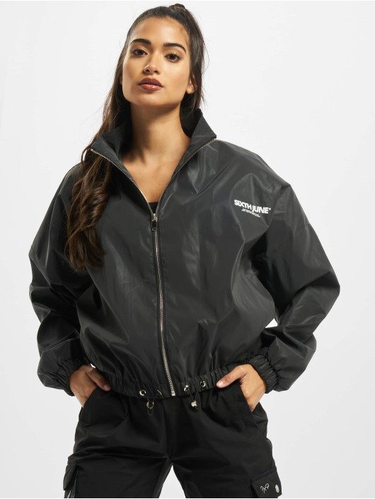 Sixth June Lightweight Jacket Reflective black