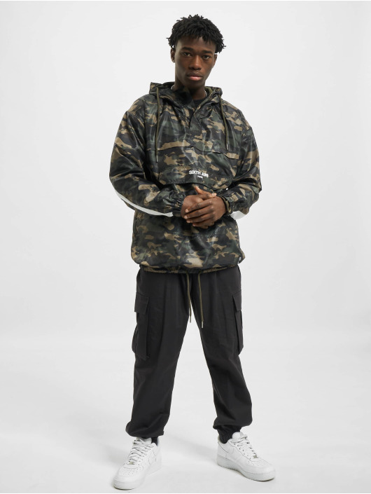 Sixth June Lightweight Jacket Transition camouflage