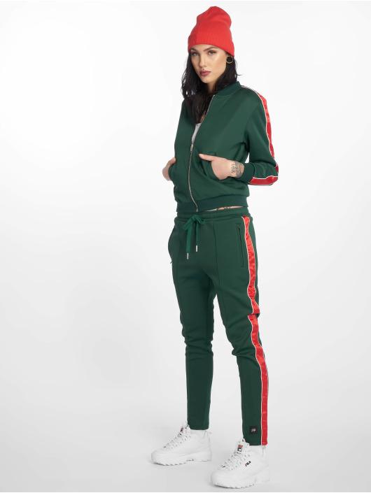 Sixth June Lightweight Jacket Satin Band green