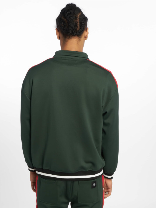 Sixth June Lightweight Jacket Side Bands green