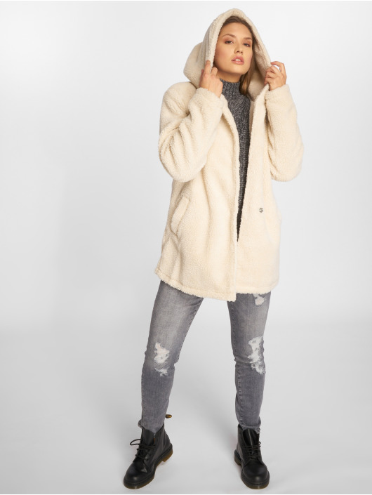 Sixth June Manteau Sherpa beige