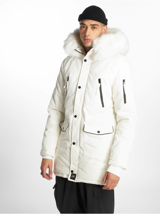 Sixth June Manteau Ultra Oversized blanc