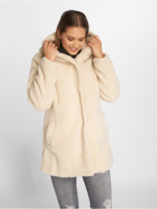Sixth June Mantel Sherpa beige
