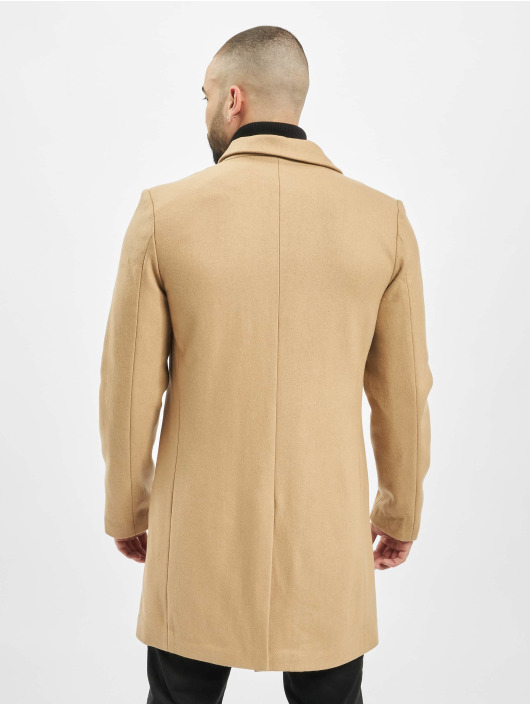 Sixth June Mantel Long beige