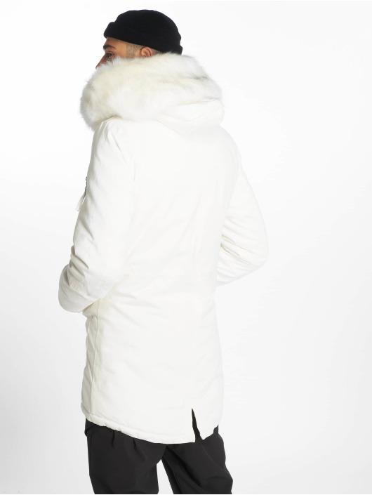 Sixth June Mantel Ultra Oversized weiß
